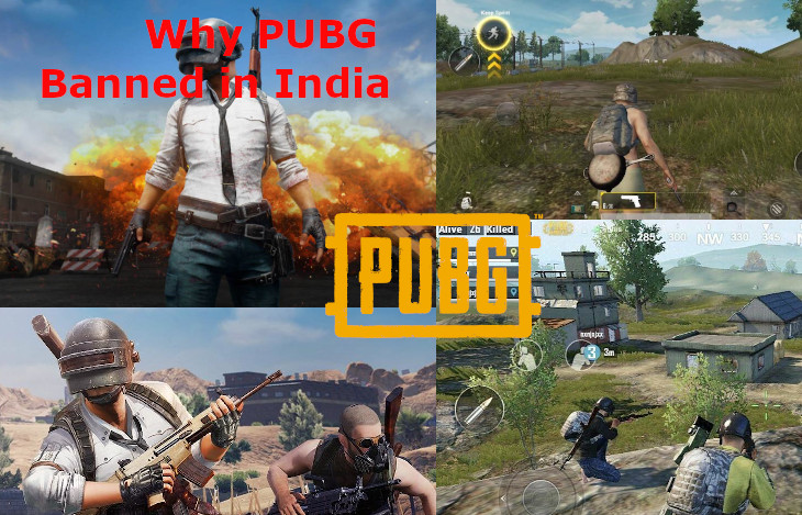why pubg banned in India