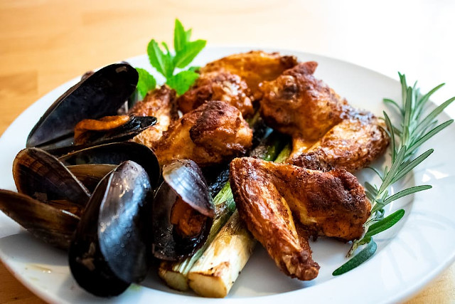 Poultry and Shellfish